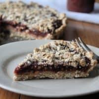 Gluten-Free Jam Tart