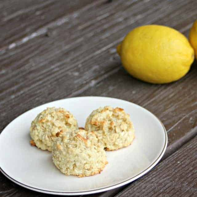 A slightly sweet treat full of tropical flavor, these gluten-free lemon coconut oatmeal cookies are sure to please and uplift.