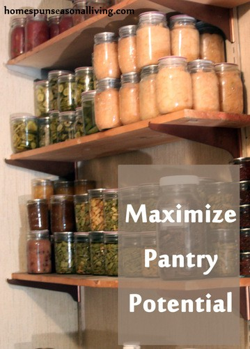 Pantry Potential