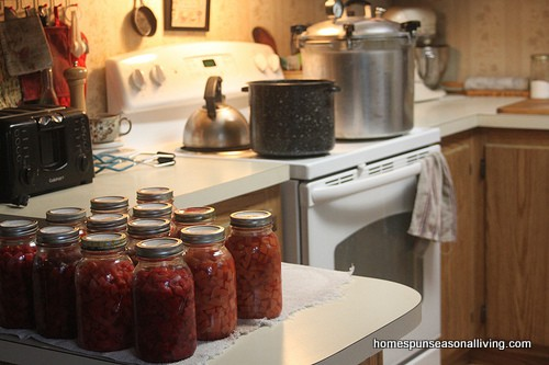 Don't Do It All - Homespun Seasonal Living