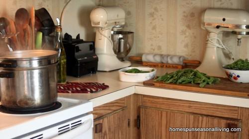 Streamline Vegetable Freezing - Homespun Seasonal Living