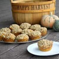 Pumpkin Maple Muffins