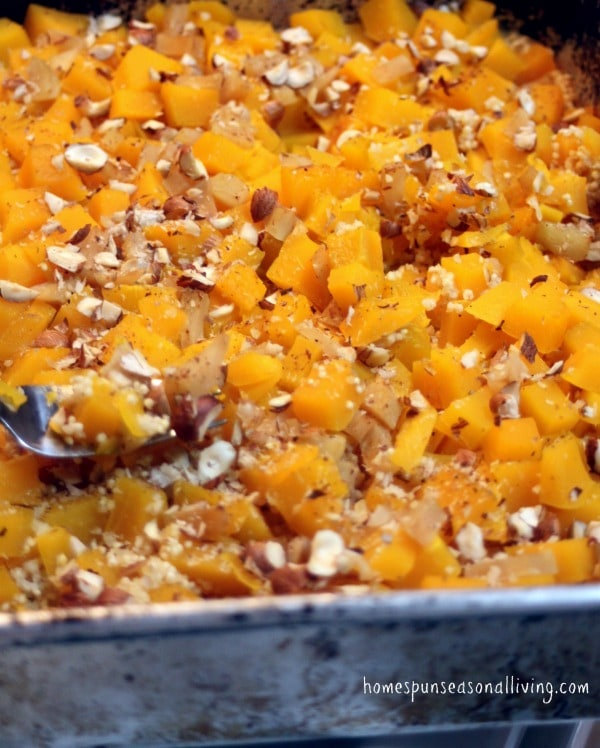 Squash Millet Bake - Homespun Seasonal Living