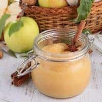 Canning Chunky Applesauce