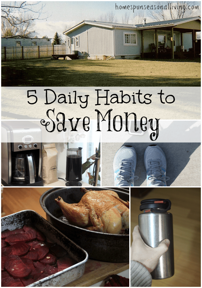 5 Daily Habits to Save Money