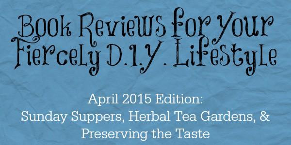 April Book Reviews | Homespun Seasonal Living