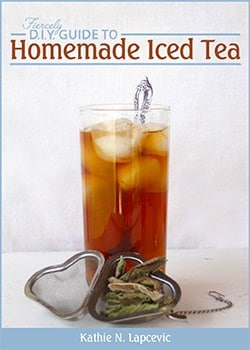 Fiercely DIY Guide to Homemade Iced Teas