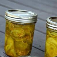 Zesty Bread & Butter Pickles