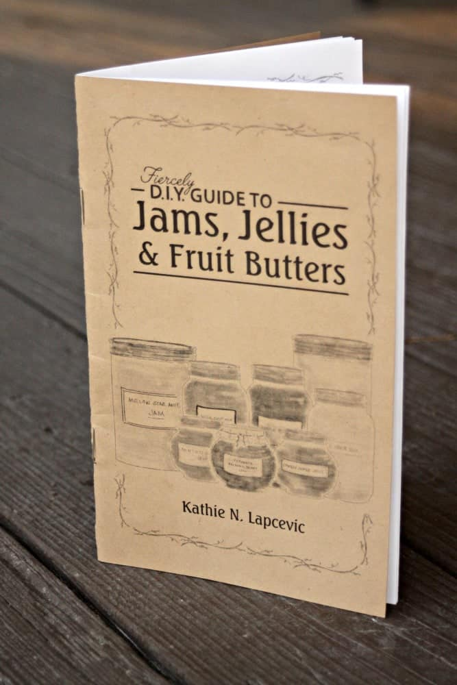 Learn to save one season for the next with this Fiercely DIY Guide to Jams, Jellies, & Fruit Butters.