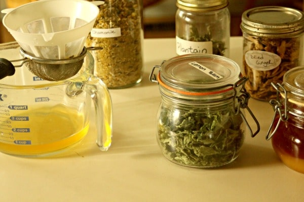 Soothe an angry stomach with tummy tea, a natural digestive aid.