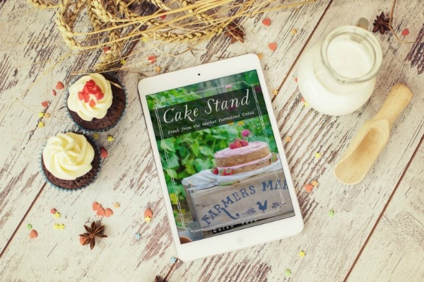 cake stand 600 march book review