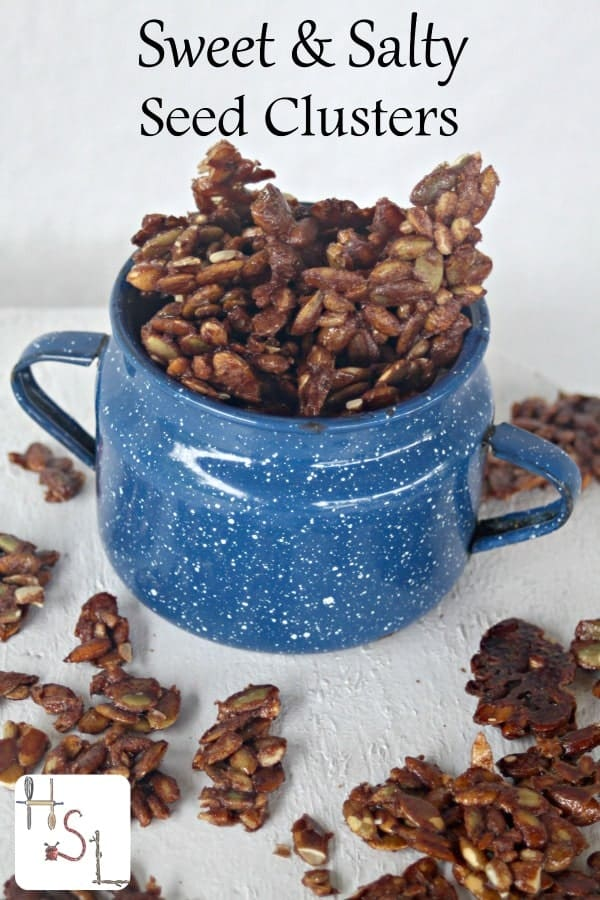 Sweet and Salty Seed Clusters