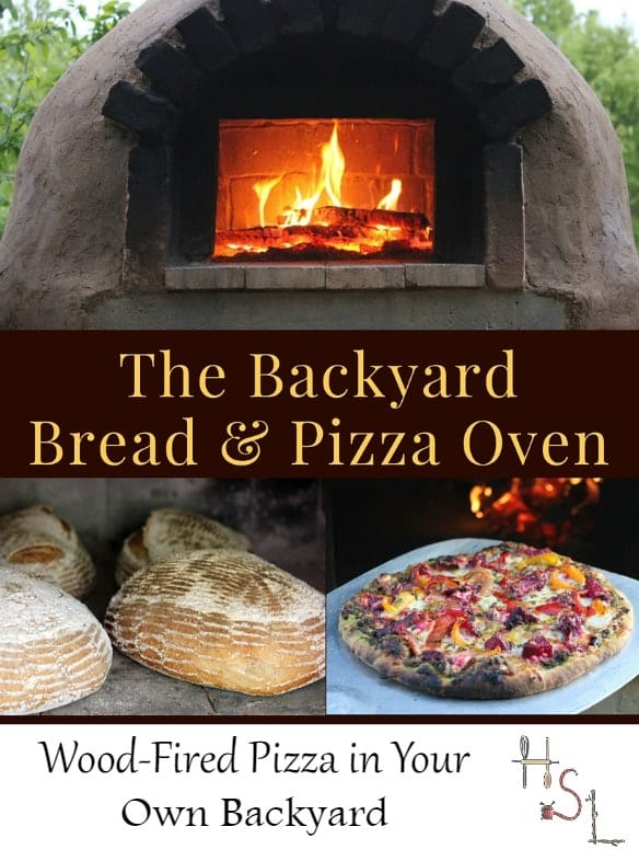 Wood Fired Pizza in Your Own Backyard : A Review of the Backyard Bread & Pizza Oven Ebook