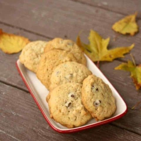 For a tasty dessert, that is as at home on the trail as they are on the buffet table bake up some of these tasty and hearty granola cookies.
