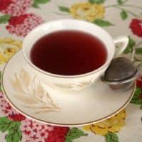 Immunity Building Vitamin C Herbal Tea