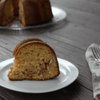 Roasted Dandelion Root Coffee Cake