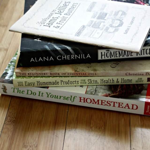 The Best Homesteading Books