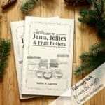 The Fiercely DIY Guide to Jams, Jellies, Fruit Butters Booklet