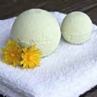 Herbal Bath Bombs