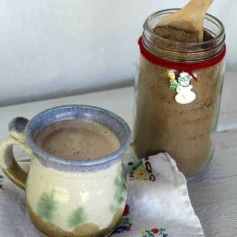 Matcha Hot Cocoa Mix