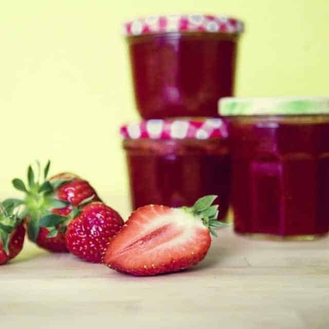 Homemade Preserves to Can this Spring