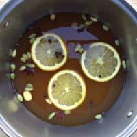 Mulled Hard Cider