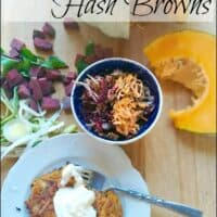 Dehydrated Paleo Hash Browns